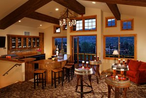 Bar - Mountain Chalet Hotel Aspen