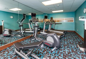 Fitness/ Exercise Room - Fairfield Inn & Suites by Marriott West Des Moines