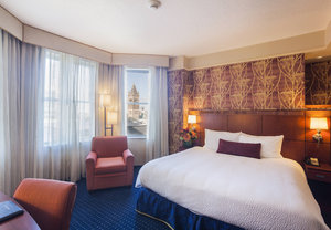 Room - Courtyard by Marriott Copley Square Hotel Boston