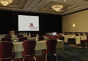 Meeting Facilities - Marriott Hotel Greenbelt