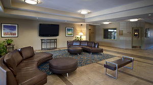 Lobby - Candlewood Suites Sioux Falls