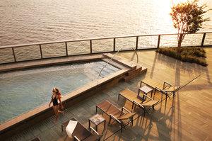 Pool - Four Seasons by Sheraton Hotel Baltimore