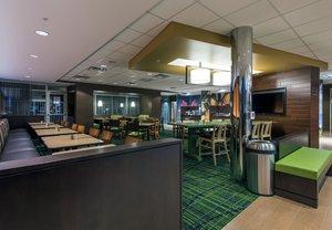 Restaurant - Fairfield Inn & Suites by Marriott Leavenworth