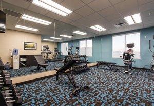 Fitness/ Exercise Room - Fairfield Inn & Suites by Marriott Leavenworth