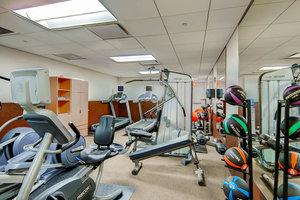 Fitness/ Exercise Room - Churchill at Newseum Residences Washington