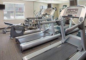 Fitness/ Exercise Room - Residence Inn by Marriott Gaithersburg