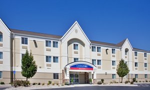 Exterior view - Candlewood Suites Junction City