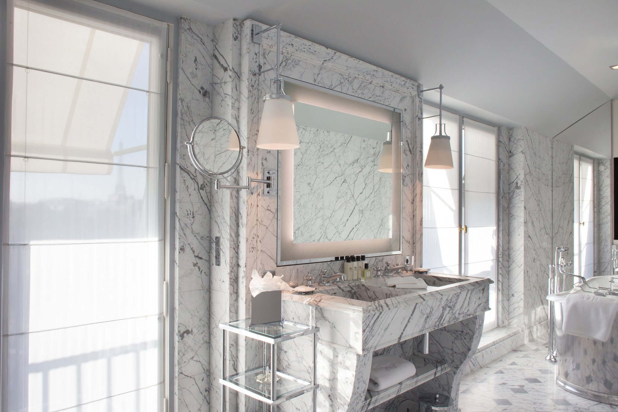 Bathroom Imperial Suite