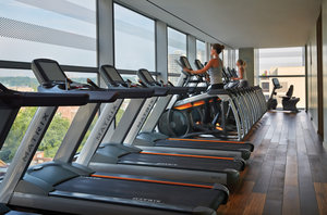 Fitness/ Exercise Room - Four Seasons Hotel Toronto