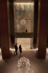 Lobby - Four Seasons Hotel Toronto
