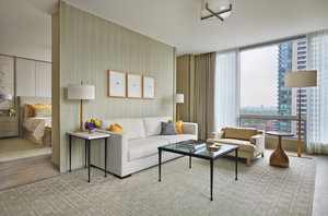 Suite - Four Seasons Hotel Toronto