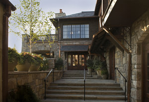 Exterior view - Old Edwards Inn & Spa Highlands