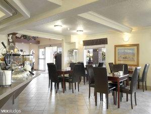 Lobby - Canalta Hotel Brooks