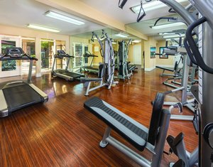 Fitness/ Exercise Room - Desert Rose Resort Las Vegas