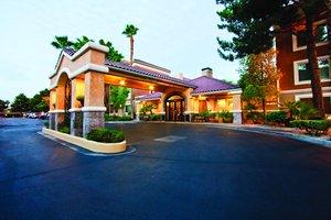 Exterior view - Desert Rose Resort Las Vegas