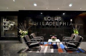 Lobby - Loews Hotel Philadelphia