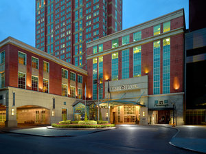 Exterior view - Omni Providence Hotel