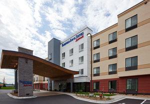 Exterior view - Fairfield Inn & Suites by Marriott Vadnais Heights