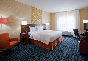 Room - Fairfield Inn & Suites by Marriott Vadnais Heights