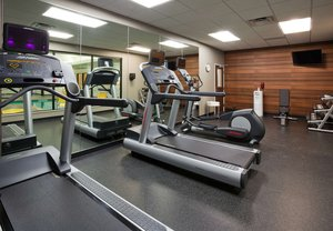 Fitness/ Exercise Room - Fairfield Inn & Suites by Marriott Vadnais Heights