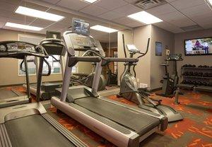 Fitness/ Exercise Room - Residence Inn by Marriott Durango