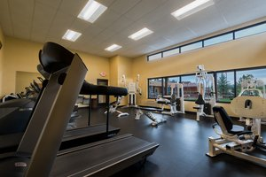 Fitness/ Exercise Room - Holiday Inn Steamboat Springs