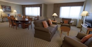 Suite - DoubleTree by Hilton Hotel King of Prussia