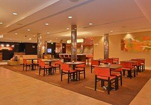 Restaurant - Courtyard by Marriott Hotel Westampton