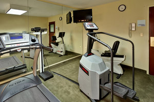 Fitness/ Exercise Room - Holiday Inn Express Breaux Bridge