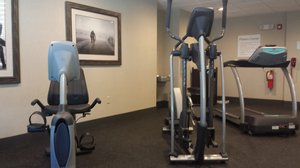Fitness/ Exercise Room - Holiday Inn Express Hotel & Suites Northwest Emporia