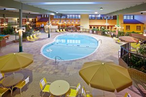 Pool - Park Inn by Radisson Indiana
