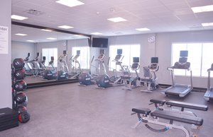 Fitness/ Exercise Room - Holiday Inn Express Hotel & Suites Castle Rock