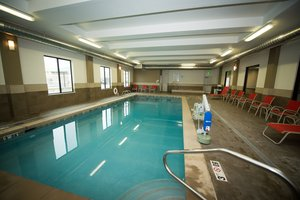 Pool - Holiday Inn Express Hotel & Suites Castle Rock