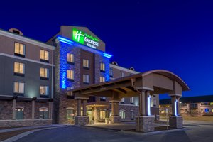 Exterior view - Holiday Inn Express Hotel & Suites Castle Rock