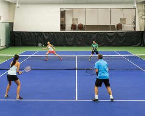 Fitness/ Exercise Room - Four Seasons Resort & Club Las Colinas Irving
