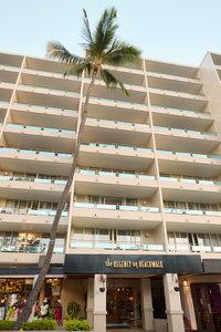 Exterior view - Outrigger Regency Hotel Beach Walk Waikiki Honolulu