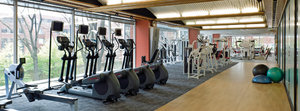 Fitness/ Exercise Room - Charles Hotel Cambridge