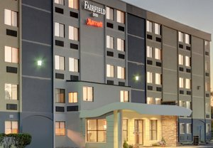 Exterior view - Fairfield Inn by Marriott Woburn