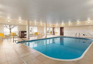 Fitness/ Exercise Room - Fairfield Inn by Marriott Mankato