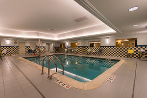 Pool - Holiday Inn Express Hotel & Suites Dickson City