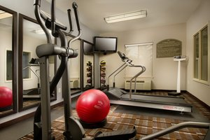 Fitness/ Exercise Room - Holiday Inn Express Hotel & Suites Chambersburg