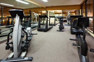 Fitness/ Exercise Room - Holiday Inn Hotel & Suites St Cloud