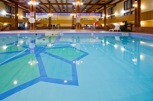 Pool - Holiday Inn Hotel & Suites St Cloud