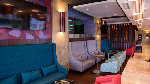 Barᅢᆳ Bar and Lounge Entrance