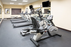 Fitness/ Exercise Room - Holiday Inn Hotel & Suites Durango