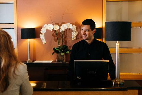 The Club Hotel Staff