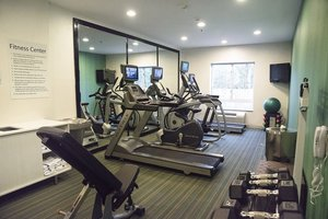Fitness/ Exercise Room - Holiday Inn Express Hotel & Suites Alexandria