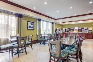Restaurant - Holiday Inn Express Hotel & Suites Raceland