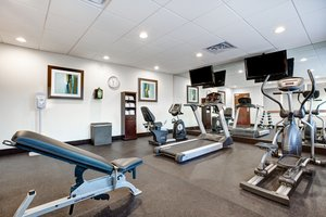 Fitness/ Exercise Room - Holiday Inn Express Hotel & Suites Raceland