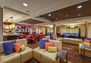 Lobby - Courtyard by Marriott Hotel Siegen Baton Rouge